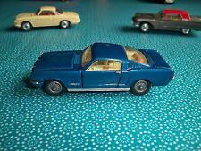 Corgi Toys N°320 Ford Mustang Fastback 2+2