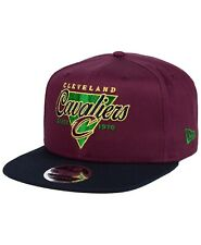 NWT NEW ERA 9FIFTY SNAPBACK CLEVELAND CAVALIERS 90S THROWBACK HAT