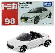 Takara Tomy Tomica No.98 HONDA S660 2016 ( WHITE ) - Hot Pick