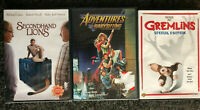 DVD Lot: SECONDHAND LIONS ✰ GREMLINS✰ Adventures in Babysitting ✰SHIPS FREE/US