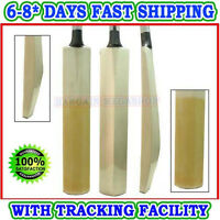 Custom Made English Willow Cricket Bat (NURTURED IN INDIA)Oil & Nock+Cover+Sheet