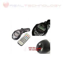 MP3 WIRELESS FM RADIO AUTO TRASMETTITORE IPOD USB SD