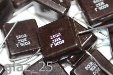 30x 5600 pF 500V 10% Silver Mica Capacitor. Hi-End Vintage Ussr Nos