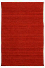 Tapis modernes pour la maison en 100% laine, 200 cm x 200 cm