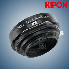 New Kipon Shift Adapter for Pentax 645 mount Lens to Canon EOS EF mount Camera