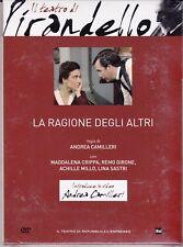 DVD die Theater von Pirandello ~ die Recht der Andere von Andrea Camilleri Neu