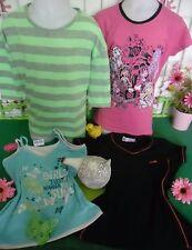 vêtements occasion fille 10 ans,tee-shirt MONSTER HIGH,top bretelles,t-shirt