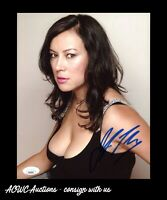Autograph 8x10 - Jennifer Tilly - Bride of Chucky / Chucky - JSA Certified