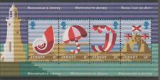Jersey, Bloc de timbres neuf MNH, bien