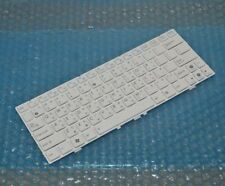 OEM Asus 1000HA Netbook Choco T101 Taiwanese Keyboard White P/N: 04GOA0U1KTW10-3