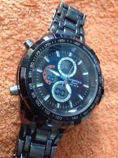 Globenfeld Sport Heavyweight 30M Waterproof Watch. New in box. 5 year warranty.
