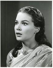 KATYA DOUGLAS PRETTY PORTRAIT ZERO HOUR ORIGINAL 1963 BBC TV PHOTO