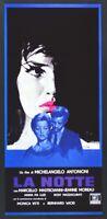 Plakat Die Nacht Michelangelo Antonioni Marcello Mastroianni Moreau Film L100