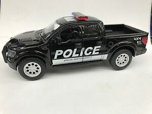 Kinsmart Ford F150 SVT 2013 Raptor Supercrew (Rescue Police) 1:46 Scale KT-5365