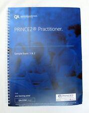 Prince2 Practitioner Sample Exam 1 & 2