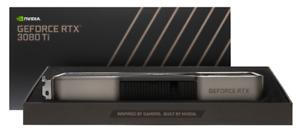 NVIDIA GeForce RTX 3080 Ti Founders Edition 12GB GDDR6X Grafikkarte (900-1G133-2