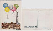 # ROMA: OLIMPIADI 1960 CON PUBBLICITA' PASTICCERIA T. BERARDO