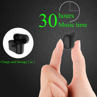 Z3 Ture Wireless Bluetooth 4.1 Headset In-ear Earbud Mini Earphone Headphone E