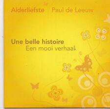 Alderliefste/Paul De Leeuw-Een Mooi Verhaal cd single