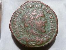 CIR1(567) - SESTERCE de PHILIPPE 1er L'ARABE - AN 9 - VIMINACIUM - RARE !