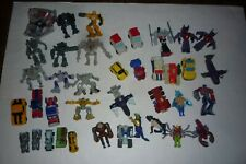 TRANSFORMERS MOVIE ANIMATED MORE LOT 39 COMPLETE SET LOOSE MCDONALD 2007-2010
