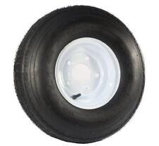 "Towmaster 480 x 8 Trailer Tire Load Range C 8/"" Galvanized Rim 5 Lug 12990"