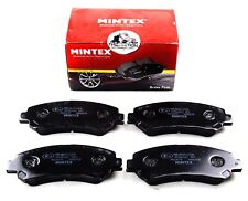 MINTEX FRONT AXLE BRAKE PADS FOR FIT NISSAN QASHQAI MDB2938 (REAL IMAGE OF PART)