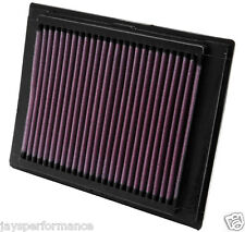 KN AIR FILTER (33-2853) per Mazda 2 DY 1.4 2003 - 2007