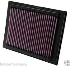 KN AIR FILTER (33-2853) REPLACEMENT HIGH FLOW FILTRATION