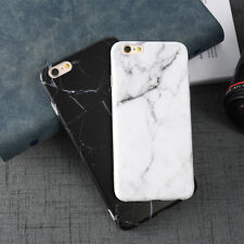 Simple Marble Soft Gel Phone Cover For iPhone 11 Pro XS MAX XR X 8 7 6 Plus Case