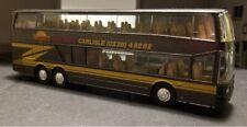 HERPA 830472 KASSBOHRER Setra S228 DT Bus Coach IMPACT HOLIDAYS Carlisle  1/87