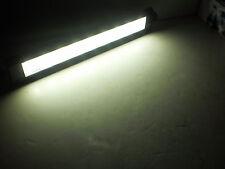 """18"""" Maxxima White LED Cargo Camper RV Interior Light Trailer 844282"""