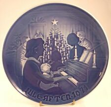 Bing & Grondahl Christmas at Home Collector Plate, 1971