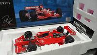 F1 INDY CAR REYNARD BUDWEISER 1999 RICHIE HEARN 1/18 ACTION voiture miniature