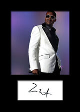 KANYE WEST #2 Signed Photo Print A5 Mounted Photo Print - FREE DELIVERY