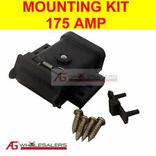 ANDERSON PLUG MOUNTING KIT 175A MOUNT SYSTEM COVER DUST CAP EXTERNAL FOR TRAILER