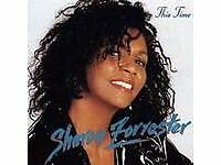 This Time, Sharon Forrester (NEW CD) R&B POP ROCK