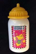 VTG Fisher Price Mattel Little Mommy Pretend Fun Play Food Baby Bottle Doll Toy