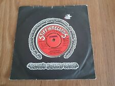 """Wreckless Eric – Take The Cash (K.A.S.H.) 1978 Original 7"""" Record"""