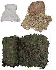 Brit. Original Tarnnetz britisch Royal Army khaki, weiß, woodland neuwertig