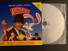 WHO FRAMED ROGER RABBIT Laserdisc