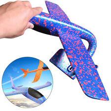 Hand Werfen Flugzeug Einführung Segelflugzeug im Freien Kinder Spaß Spielzeug