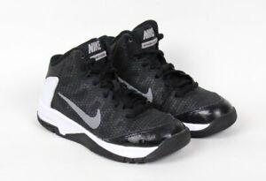 Nike Air Without A Doubt Black Basketball Sneakers 759984-002 Toddler Size 11C
