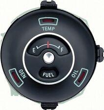 63-64 Nova Standard Dash Fuel Gauge with Warning Lights