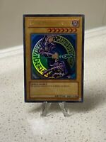 Yugioh Card Dark Magician SDY-006 Ultra Rare Holo Unlimited Edition English NM
