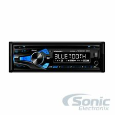 Jensen CDX3119 Single DIN Bluetooth In-Dash CD/AM/FM Car Audio Stereo