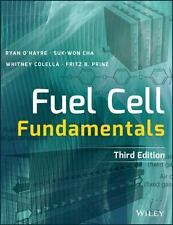 Fuel Cell Fundamentals 3rd Edition by Colella, Prinz, Cha and O'Hayre