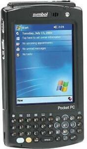 Motorola Symbol MC50 Pocket PC Barcode Scanner - VGC (MC5040-PS0DBQEE1WW)