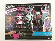 Monster High Monster Maker Machine | Craft Project Kit | Out of Print