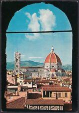 AA3908 Firenze - La Cattedrale da Palazzo Vecchio - Cartolina postale - Postcard